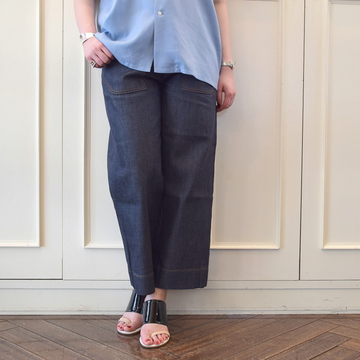 MADISONBLUE(マディソンブルー) HIGH WAIST ENGINEERE PANTS【K】
