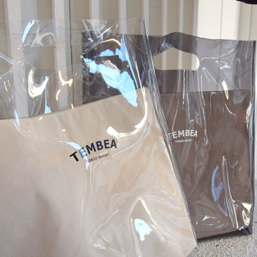 TEMBEA(テンベア)  VINYL BAG(2色展開)【K】