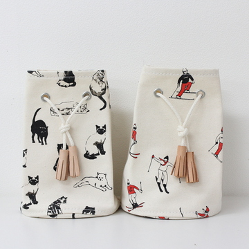 TEMBEA(テンベア) GAME POUCH MINI (CAT/SKI)【K】