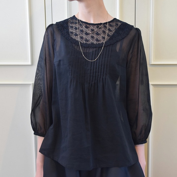 Bilitis dix-sept ans(ビリティス・ディセッタン) York Lace Blouse