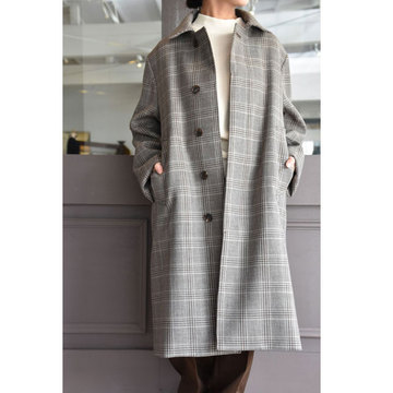 LENO&Co.(リノアンドコー) / STAND FALL COLLAR COAT