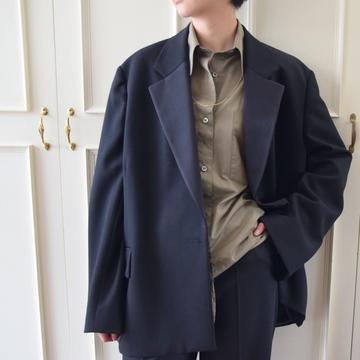 【40%OFF SALE】DRIES VAN NOTEN(ドリスヴァンノッテン)テーラードジャケット BICISTUX6401【K】