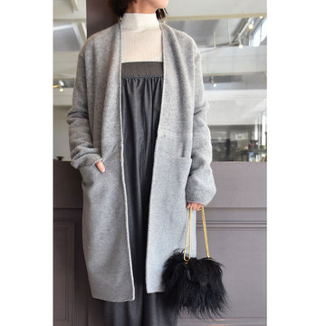 TENNE HANDCRAFTED MODERN(テン ハンドクラフテッドモダン) WEAVE AND KNIT COAT