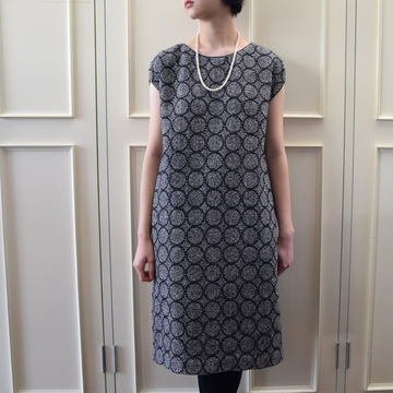 mina perhonen(ミナ ペルホネン) tambourine Sleeveless Dress【K】