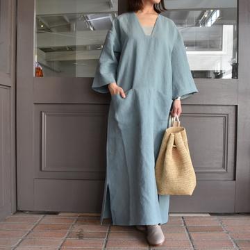 CristaSeya(クリスタセヤ)/ LINEN SUMMER DRESS