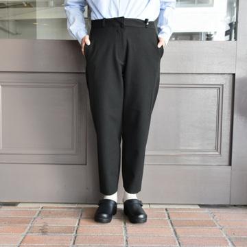 YAECA(ヤエカ) 2WAY パンツワイドテーパード #09604