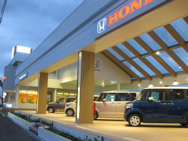 HondaCarsさつま谷山店