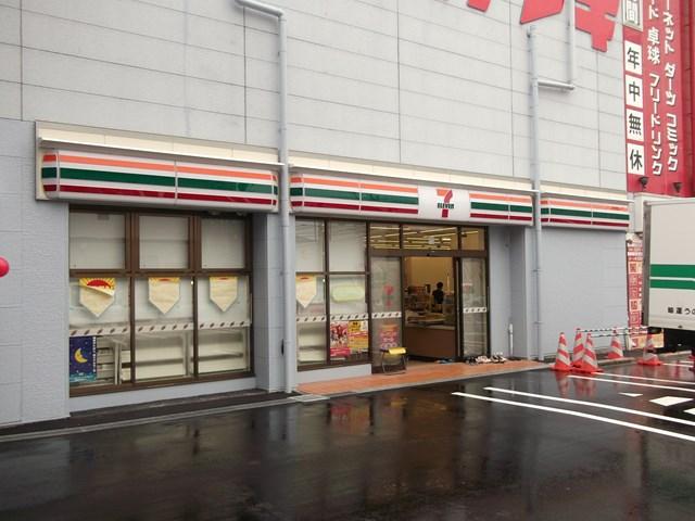 セブンイレブン 鹿児島鷹師1丁目店