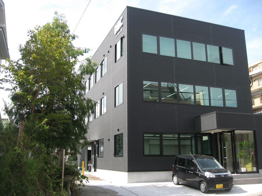デンセツ工業 新社屋