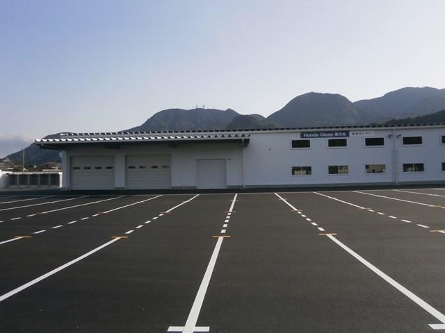 ホンダグロス鹿児島 姶良センター
