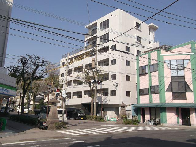 上竜尾町マンション