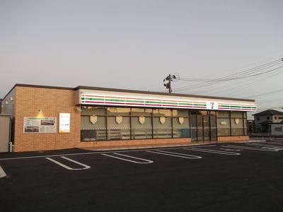 セブンイレブン姶良東餅田店